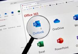 Microsoft Outlook Kalender freigeben Beitragsbild